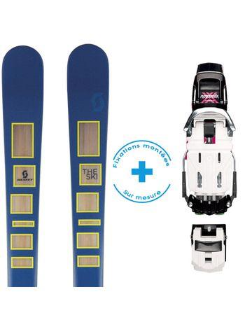 The Ski  + NTN Freeride