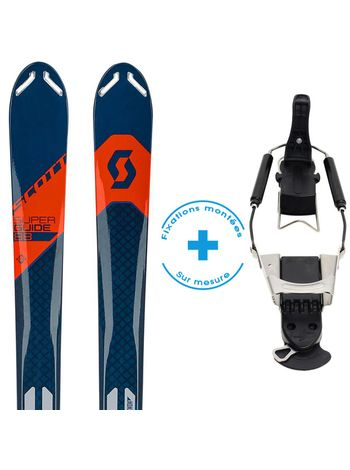 Superguide 88 2019 + Switchback X2