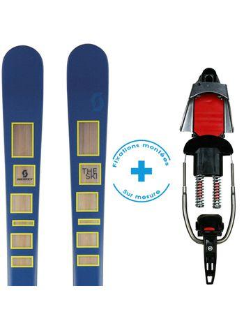 The Ski  + AXL