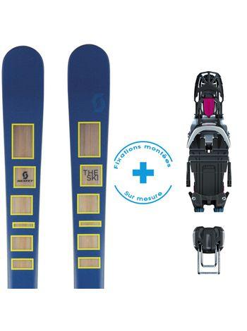 The Ski  + NTN Freedom