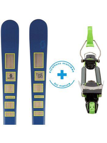 The Ski  + O1 MIDSTIFF